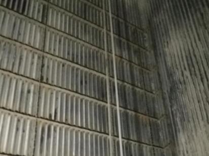 宏伟CFB水冷壁防磨格栅锅炉