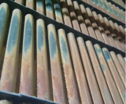 宏伟流化床水冷壁管防磨格栅