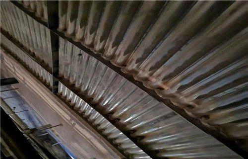 宏伟锅炉水冷壁经纬防磨